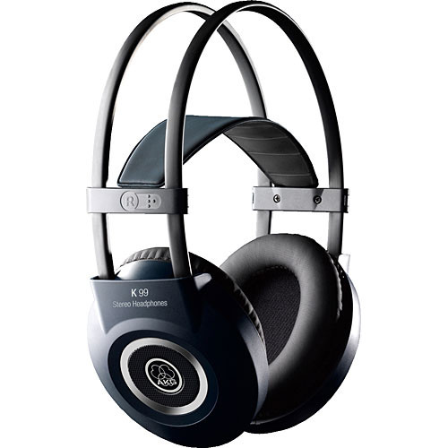 AKG K99 Semi-Open Stereo Headphones