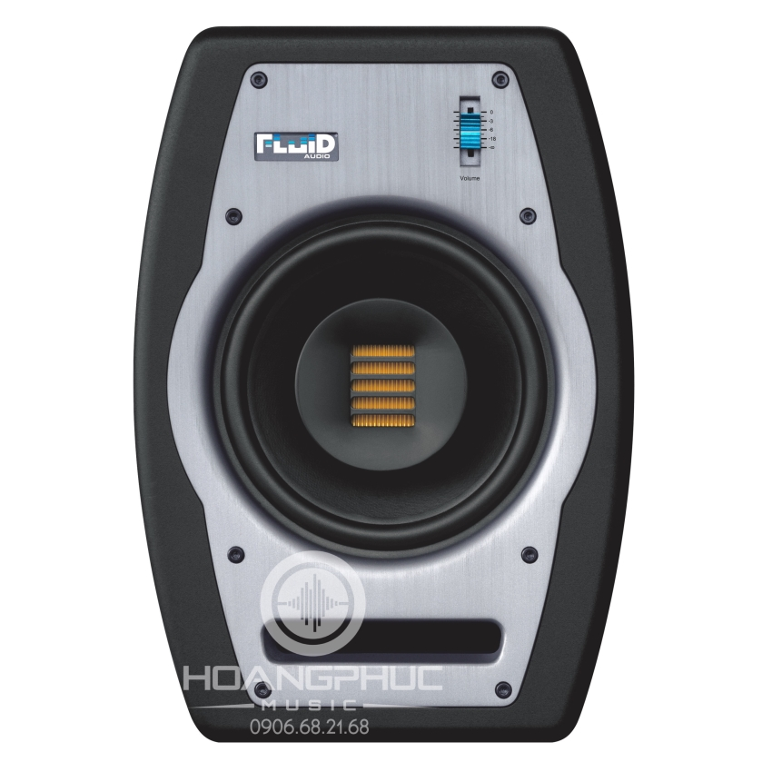 Fluid Audio Fader Pro Series FPX7 Coaxial Studio Monitor