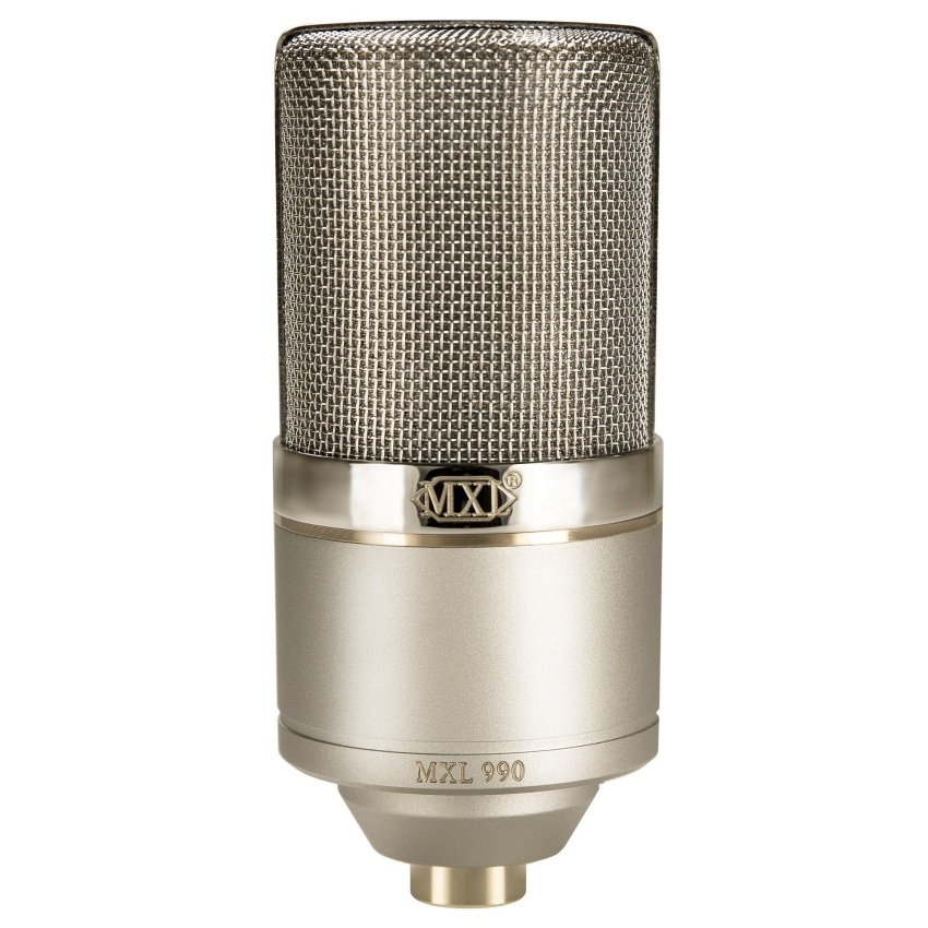 MXL 990 HE Condenser Microphone