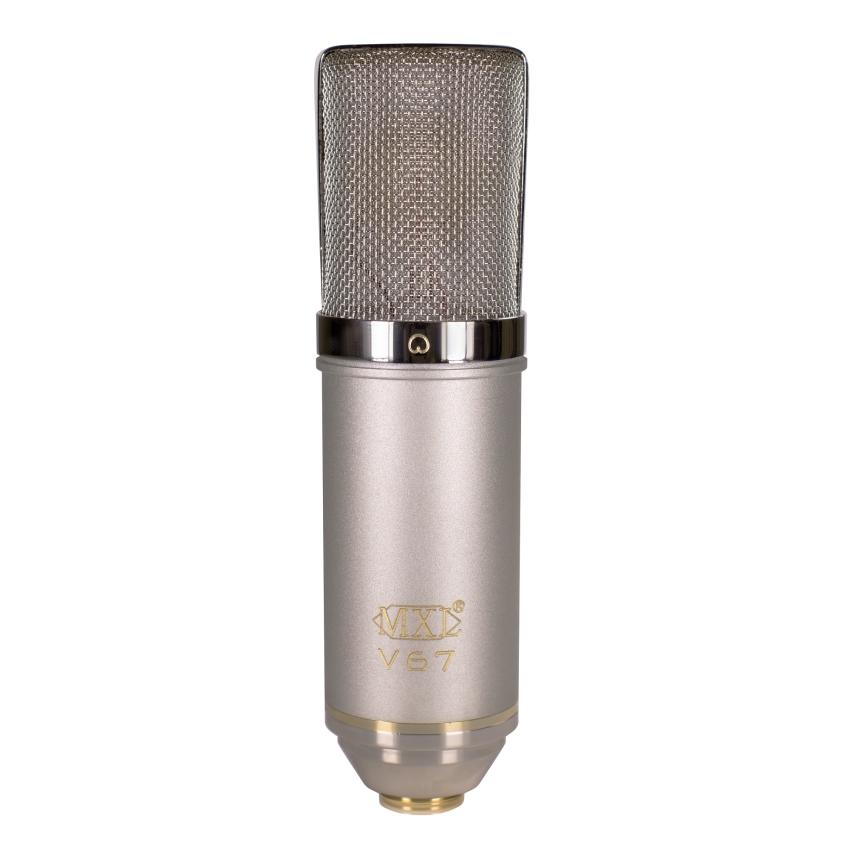 MXL V67G HE Large Capsule Condenser Microphone