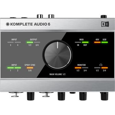 NI Komplete Audio 6