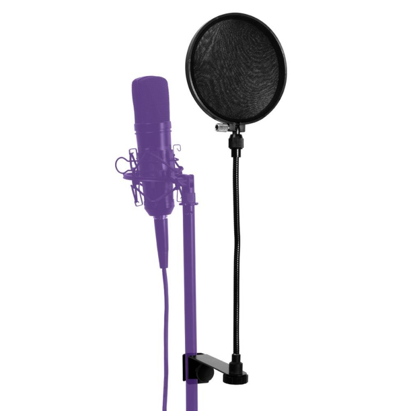 On-Stage ASVSR6GB Pop Blocker with Replacement Liners