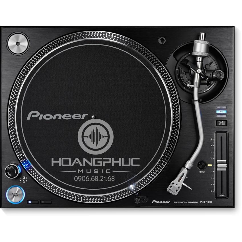 Pioneer PLX-1000 Direct Drive DJ Turntable