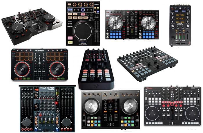 Bàn DJ điện tử tốt nhất