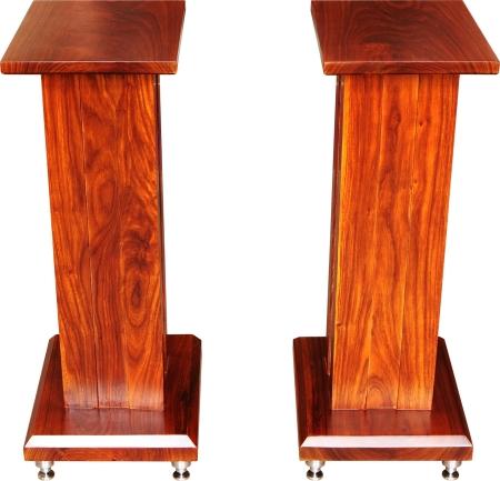 Chân loa gỗ giá rẻ tphcm