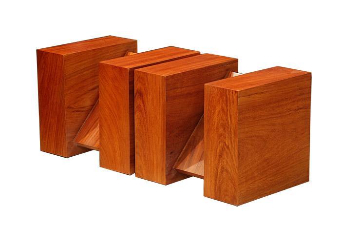 Chân loa gỗ giá rẻ