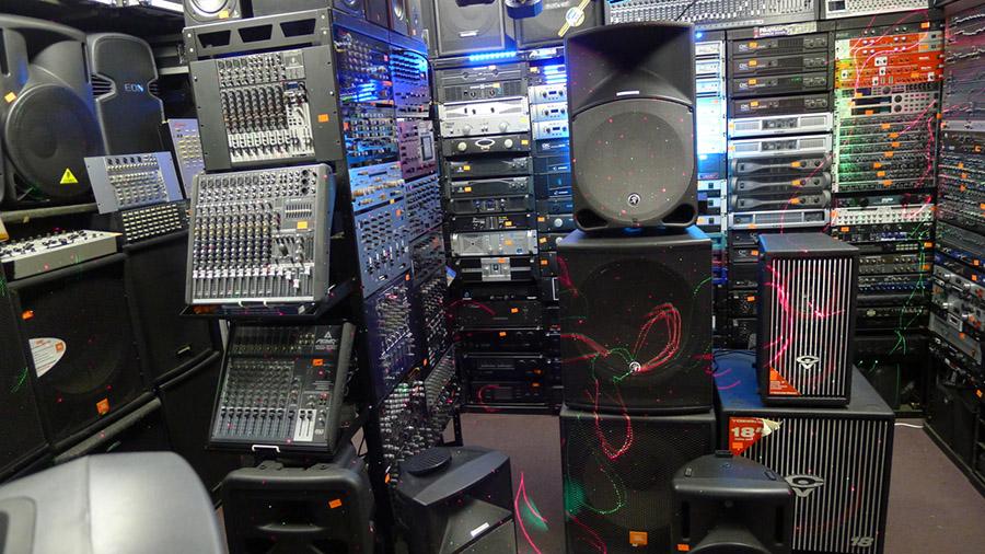 Cửa hàng chuyên phụ kiện dàn âm thanh TPHCM