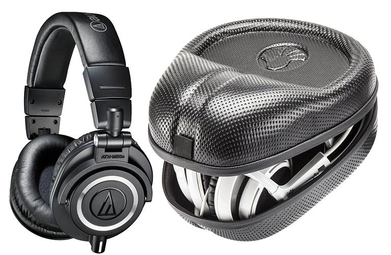 Đánh giá ATH-M50x với vai trò là tai nghe kiểm âm cao cấp