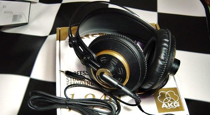 Đánh giá tai nghe AKG K240 Studio