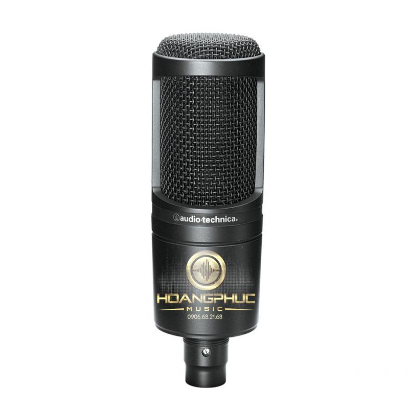 Micro thu âm Audio Technica AT2020 chính hãng