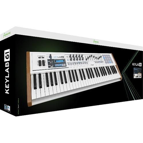 Arturia KeyLab 61 Hybrid Controller