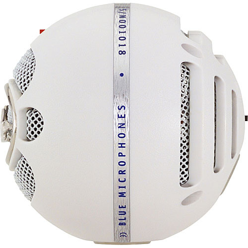 Blue Snowball iCE Condenser USB Microphone (BlackWhite)