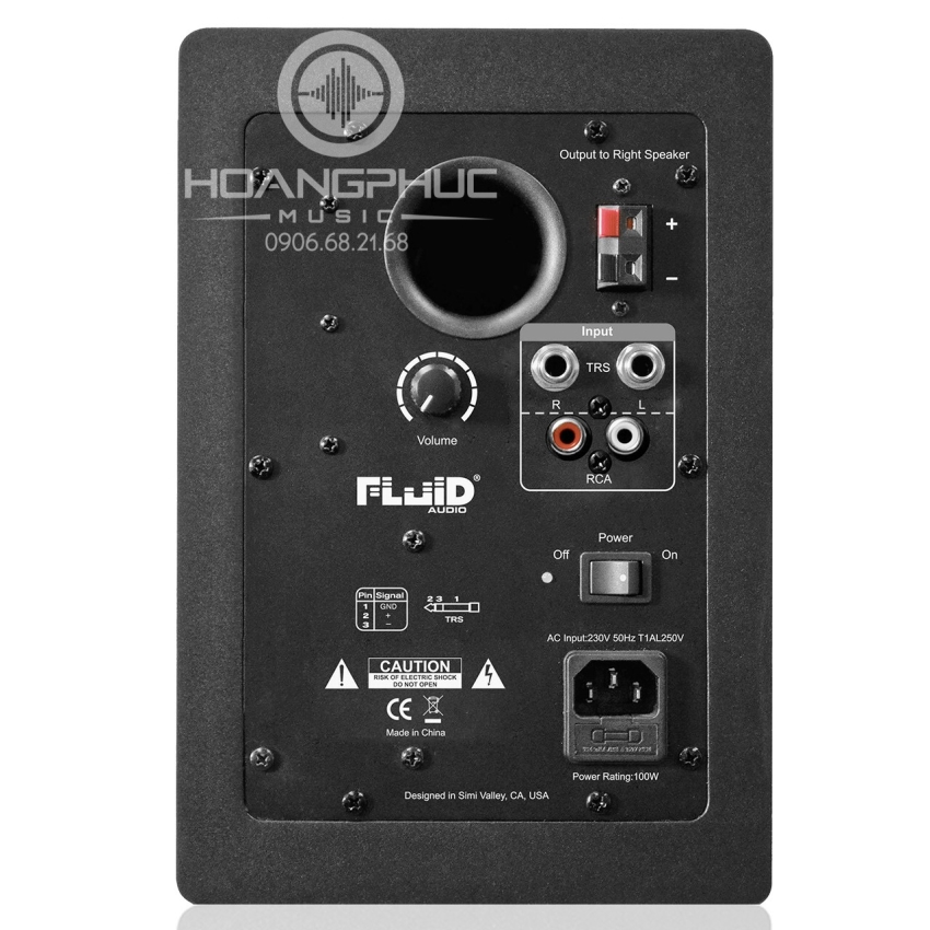 Fluid Audio C5  Powered Studio Monitors (Pair)