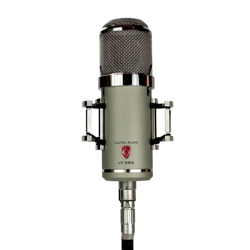 Lauten Audio LT-386 Multi-Voicing Vacuum Tube Condenser Microphone