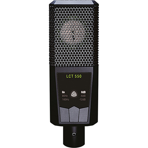 Lewitt LCT 550 Large Diaphragm Condenser Microphone