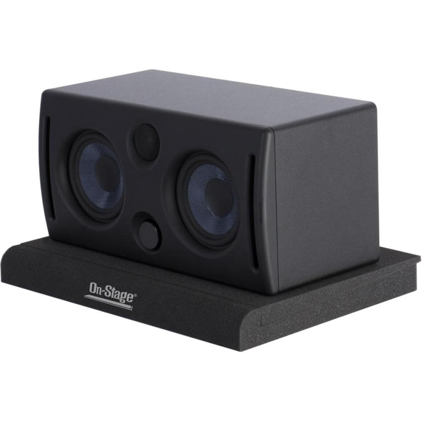 On-Stage ASP3021 Foam Speaker Platforms (Large)