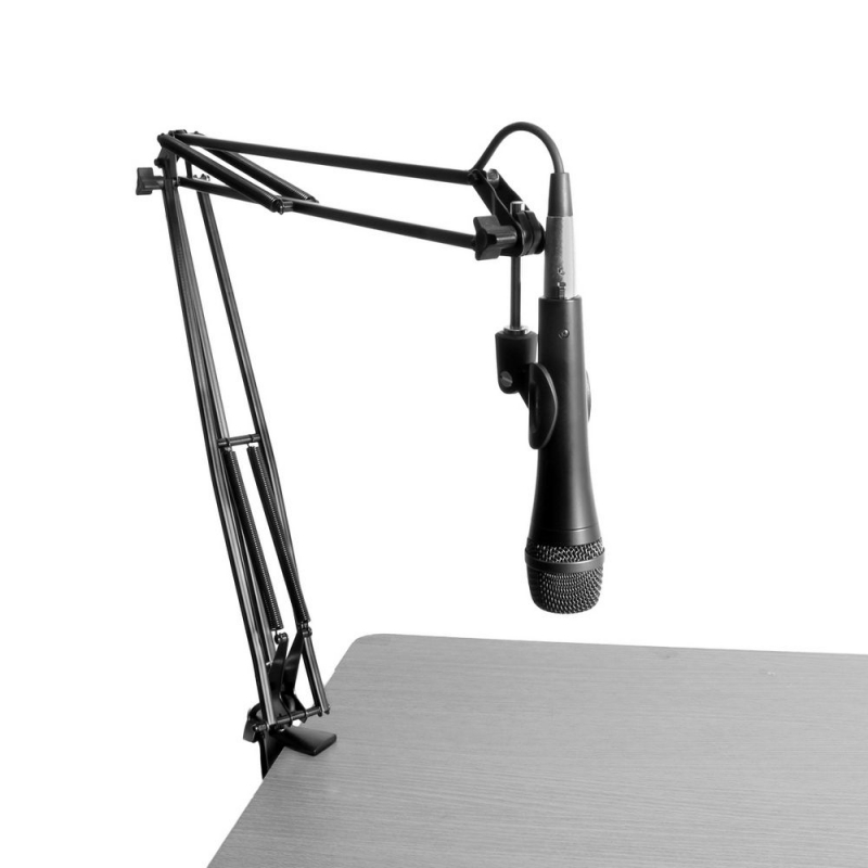 On-Stage MBS5000 BroadcastWebcast Boom Arm wXLR Cable