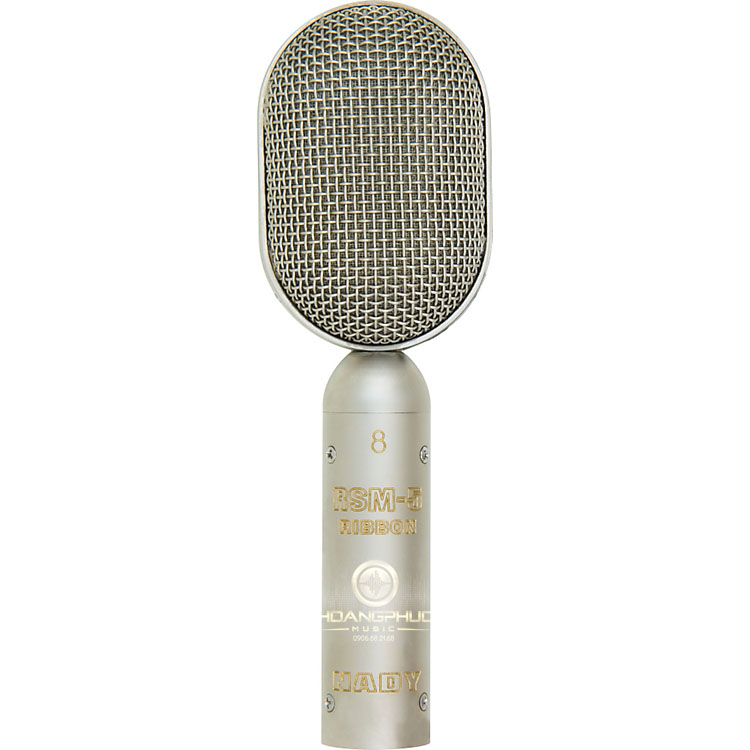 Nady RSM-5 Vocals/Instrument/Amp Cabinets Ribbon Microphone