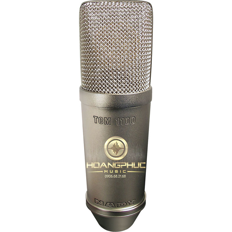 Nady TCM-1100 Cardioid Vacuum Tube Condenser Microphone