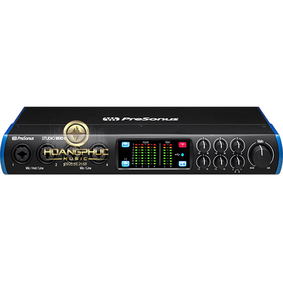 Audio Interface Presonus Studio 1810c