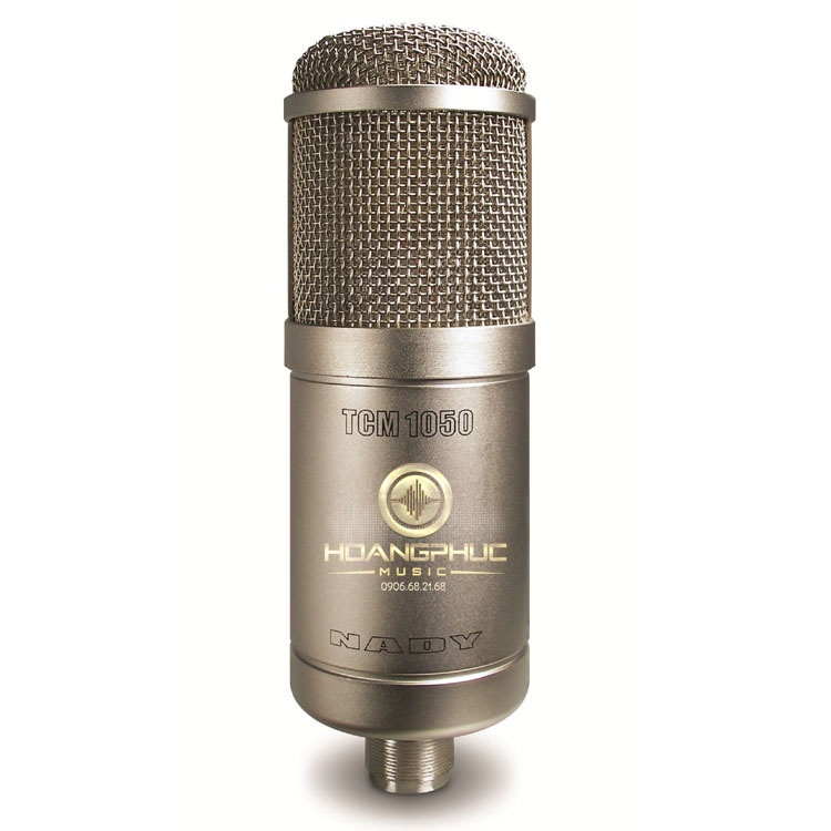 Nady TCM-1050 Multi-Pattern Vacuum Tube Condenser Microphone