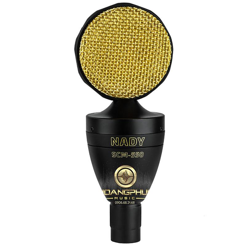 Nady SCM-550 Studio Condenser Microphone