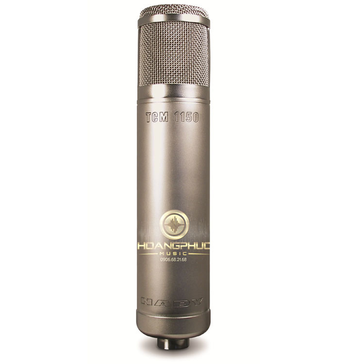 Nady TCM-1150 Multi-Pattern Vacuum Tube Condenser Microphone