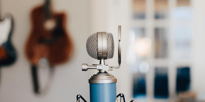 Micro thu âm tại nhà