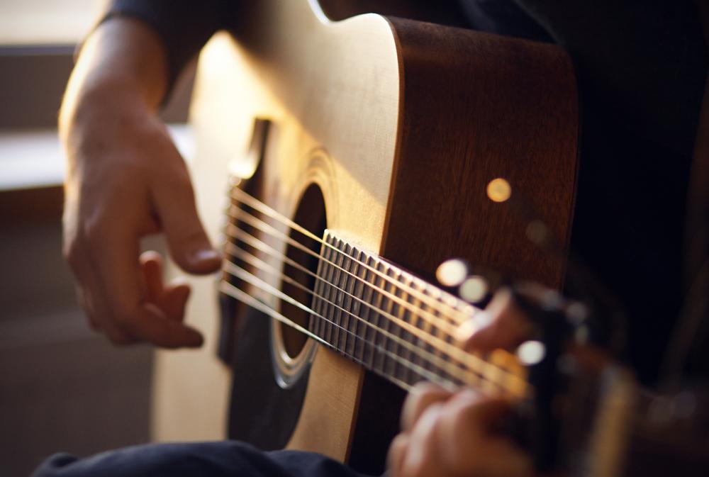 Thu âm guitar thế nào