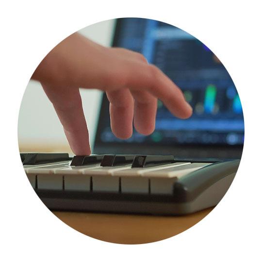 Nektar SE25 Midi keyboard Controller