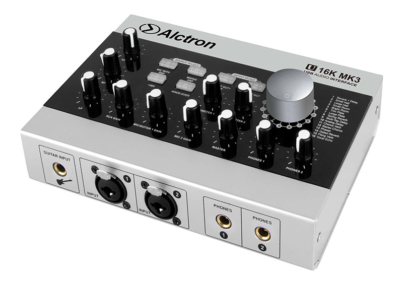 Sound card Alctron U16K MKIII USB
