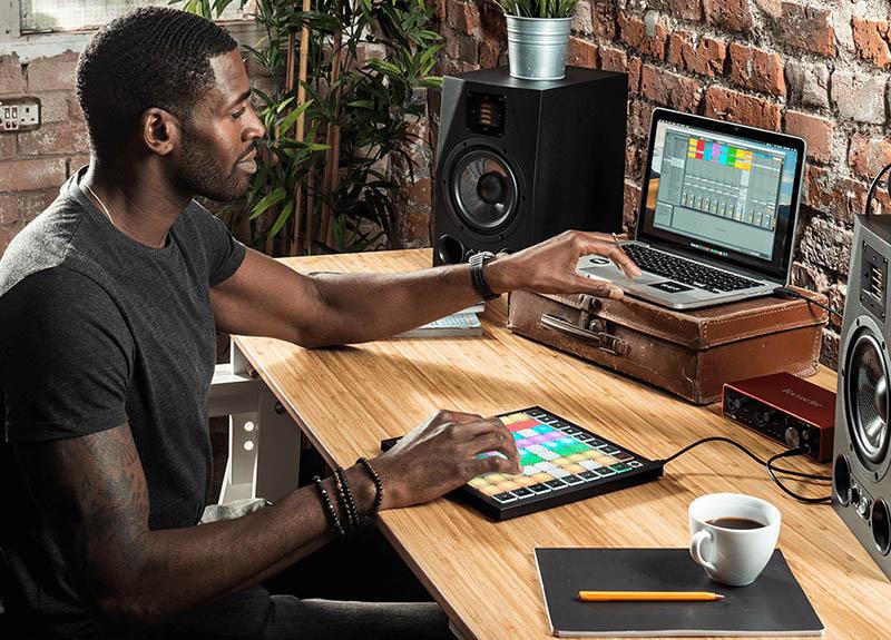 Novation Launchpad X Chính Hãng Giá Rẻ 2020 - Hoàng Phúc Music