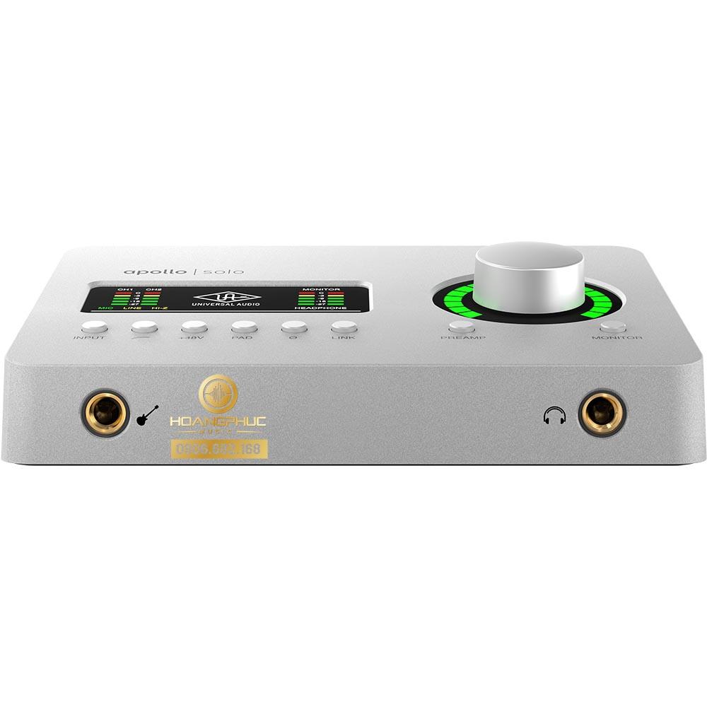 Universal Audio APOLLO SOLO TB3