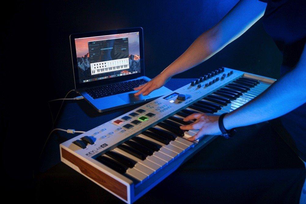 Kinh nghiệm mua MIDI controller tốt cho phòng thu