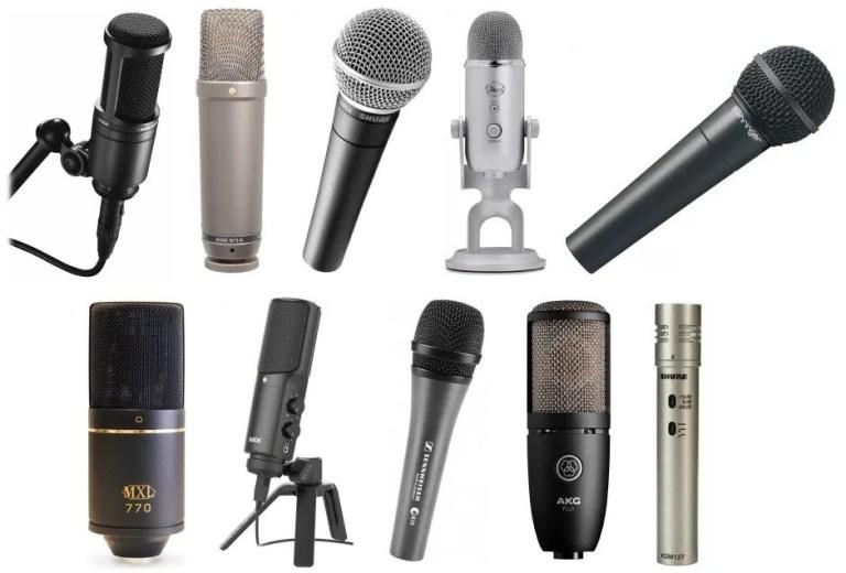 Micro sân khấu dùng thu âm trong phòng thu được không?