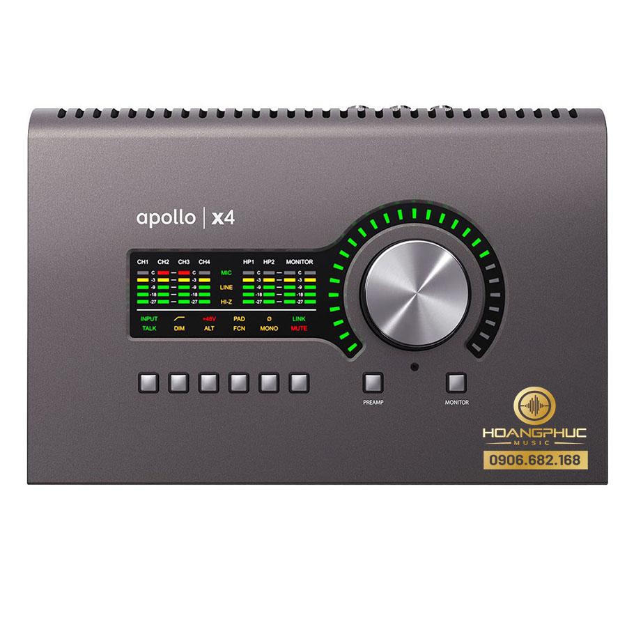 Universal Audio Apollo X4 HE