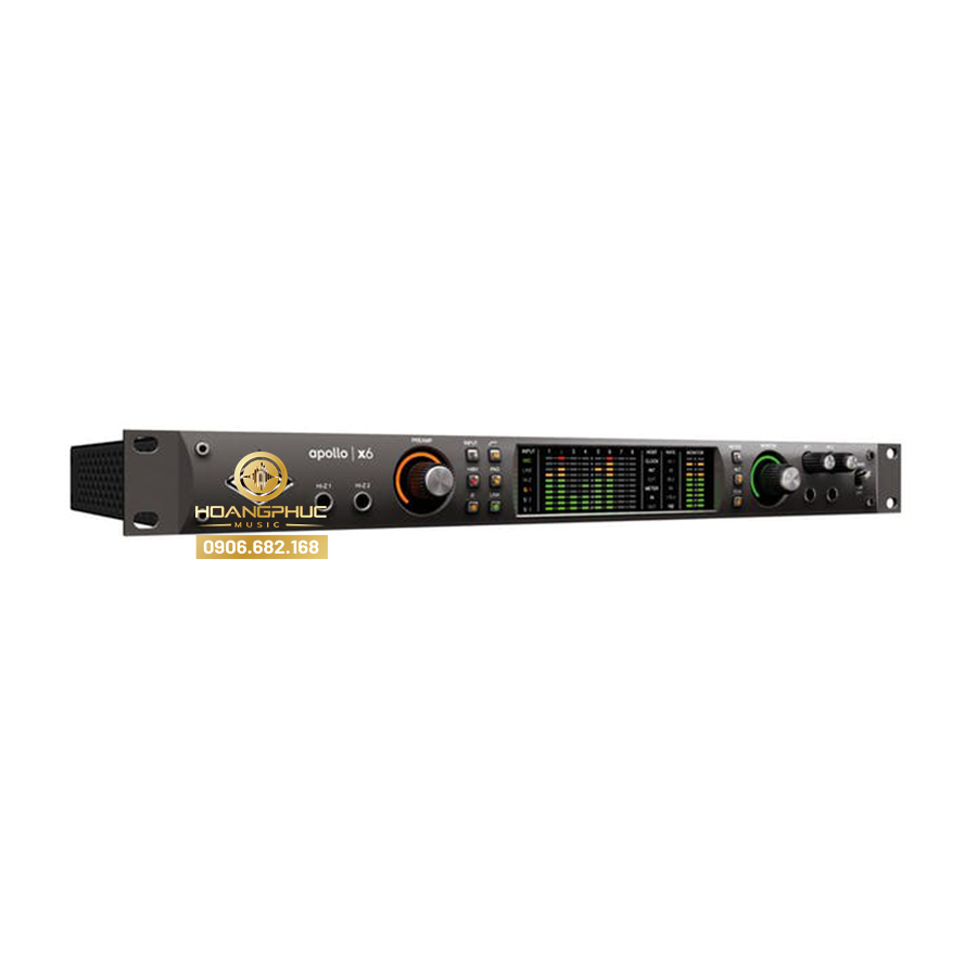 Universal Audio Apollo X6 HE