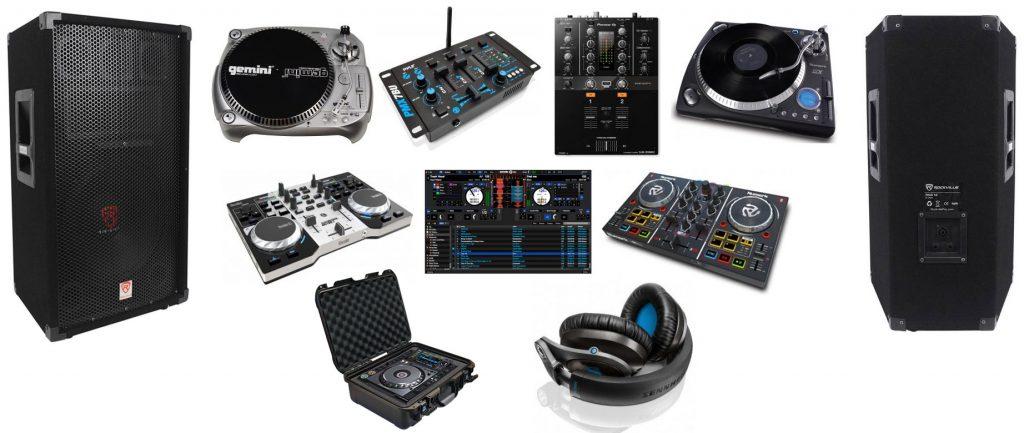 Dụng cụ DJ quan trọng bao gồm những gì?